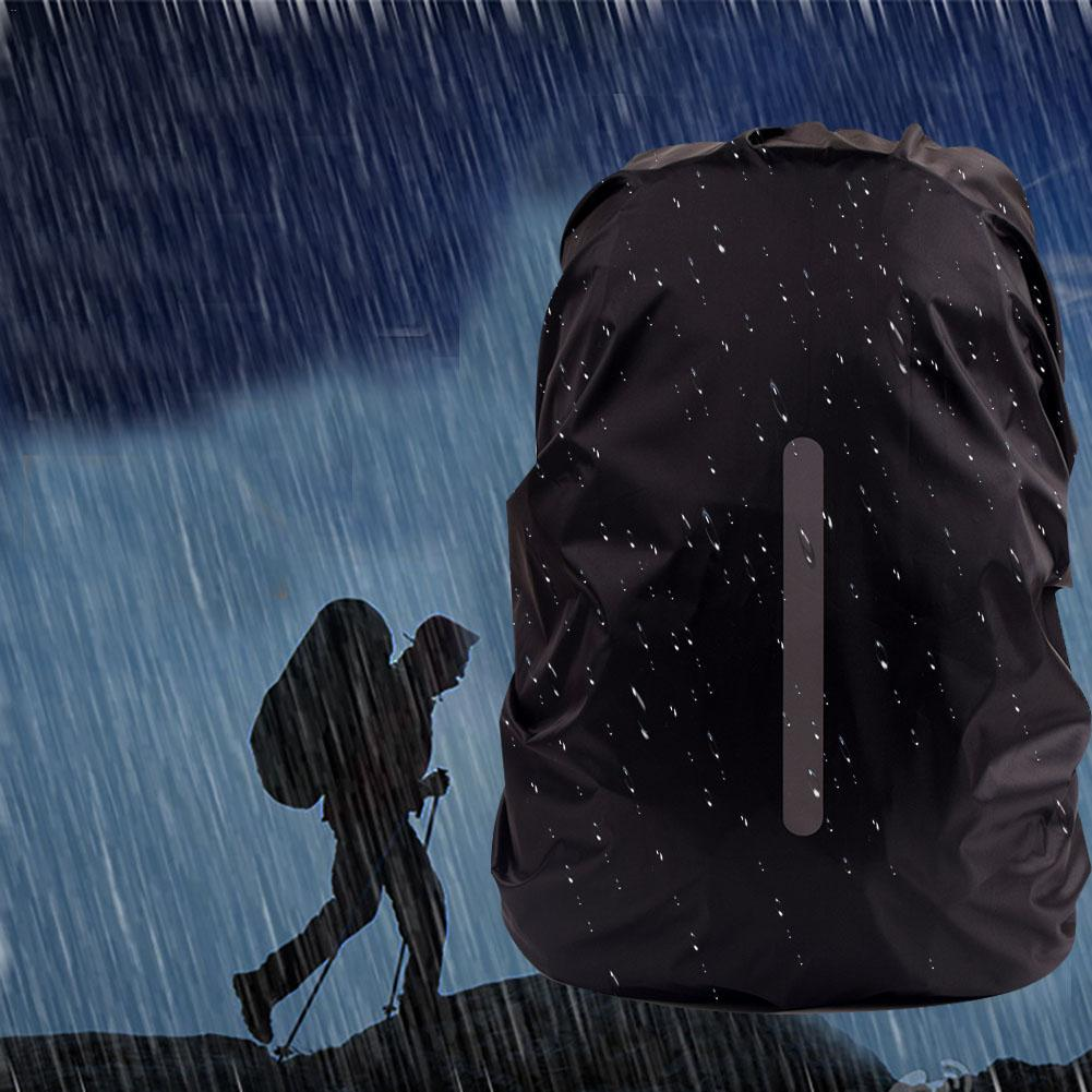 Outdoor Travel Camping Reflective Backpack Rain Cover Waterproof Bag Protector-Other Accessories-SJI Shop
