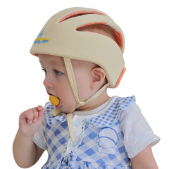 Adjustable Infant Protective Hat Baby Safety Helmet Toddler Anti-collision Cap-Other Safety Accessories-SJI Shop