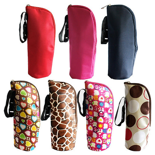 Baby Thermal Feeding Milk Bottle Warmer Bag Stroller Mummy Insulation Tote-Bag Accesories-SJI Shop