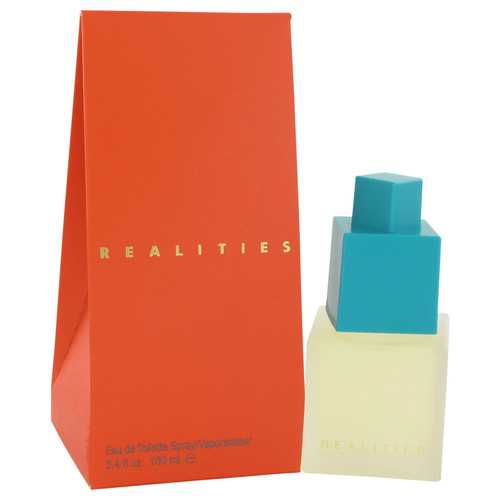 REALITIES by Liz Claiborne Eau De Toilette Spray 3.4 oz (Women)