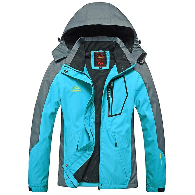 Men Women Outdoor jackets windbreaker waterproof Windproof Camping Hiking jacket coat for men fishing sports jackets