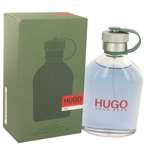 HUGO by Hugo Boss Eau De Toilette Spray 6.7 oz (Men)