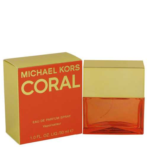 Michael Kors Coral by Michael Kors Eau De Parfum Spray 1 oz (Women)