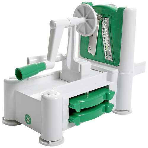 Weight Watchers Adderley Spiralizer in Green/White