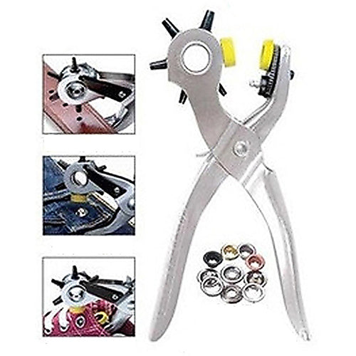 Multifunction Belt Hole Punch Strap Punching Forceps Complete Home Mending Solution-Other Tools-SJI Shop