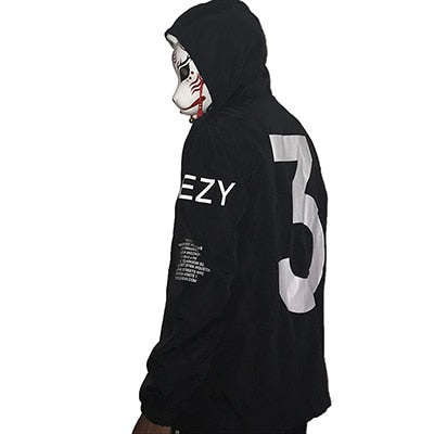 Kanye West Y3 Season 3 Windbreaker Outerwear