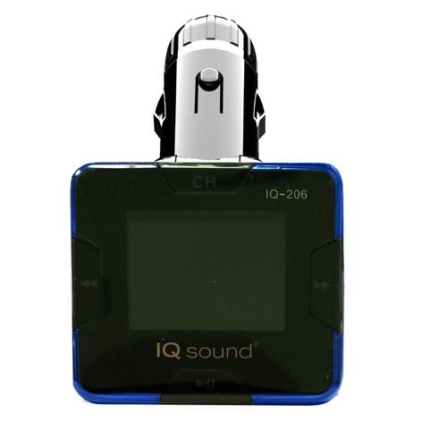 Supersonic Wireless FM Transmitter with 1.4 Display-Accessories-SJI Shop