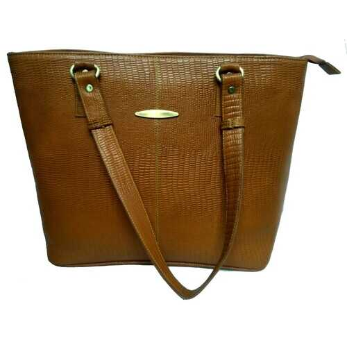 Women's Genuine Leather Tote Bag