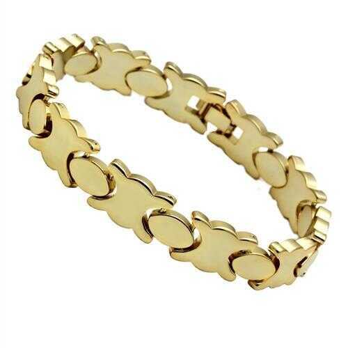 LO2424 - Brass Bracelet Gold Women No Stone No Stone
