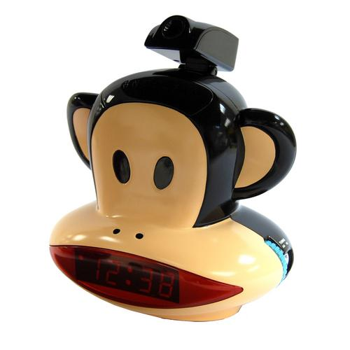 Paul Frank Projection Clock Radio-Kids Electronics-SJI Shop