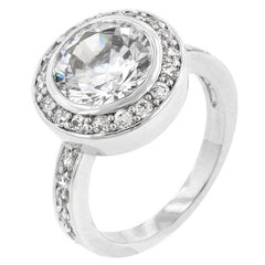 Gatsby Engagement Ring-Rings-SJI Shop