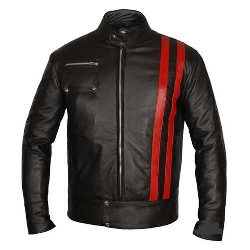 X-Men Men Leather Jacket