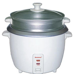Brentwood 5 Cup Rice Cooker/Non-Stick with Steamer-Cookware-SJI Shop