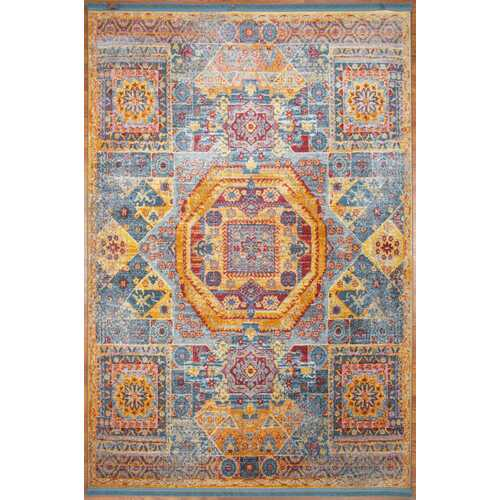 Sunrise nectar Vintage Area Rug-Rugs-SJI Shop