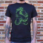 House Of Snake T-Shirt (Mens)-Mens T-Shirt-SJI Shop