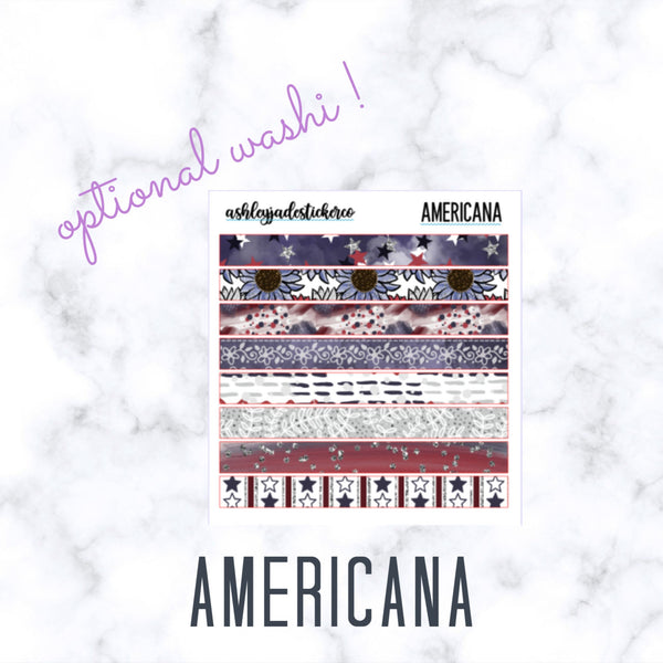 AMERICANA - Full Box Sampler