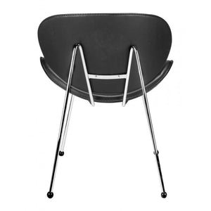 Match Occasional Chair Black