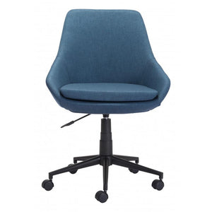 Powell Office Chair Blue