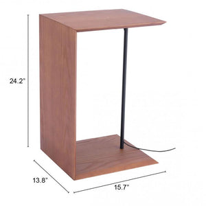 Chester Wireless Charging Side Table