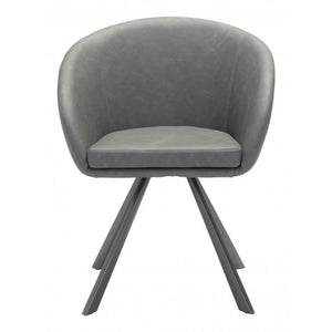 Barisic Dining Chair Gray