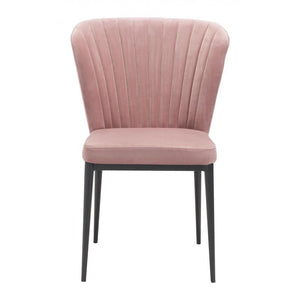 Tolivere Dining Chair Pink