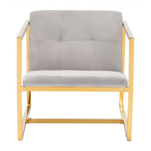 Alt Arm Chair Gray