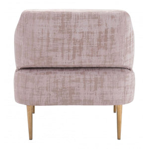 Oasis Arm Chair Pink