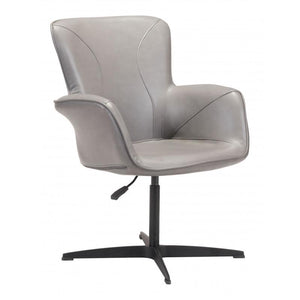 Alain Arm Chair Gray