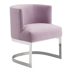 Artist Occasional Chair Pink