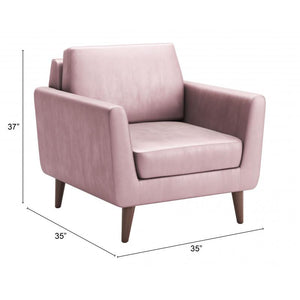 Mirabelle Arm Chair Pink