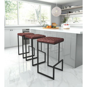 Element Barstool Brown