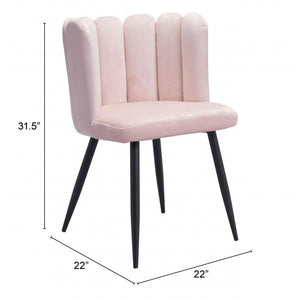 Adele Chair Pink