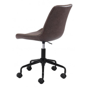 Byron Office Chair Brown