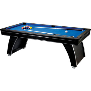 3-in-1 Pool & Games Table Phoenix, by Fat Cat