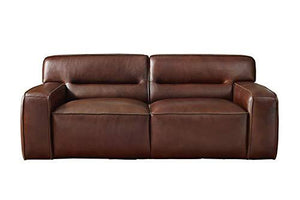 Sunset Trading Milan Love Seat, Deep, Brown
