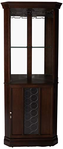 Piedmont III Wine and Bar Storage Cabinet by Howard Miller