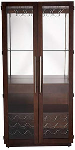 Wine Cabinet/Bar, Wood by Howard Miller 690038