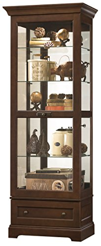Manford Display Cabinet by Howard Miller