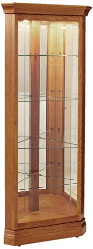 Hammond Curio Cabinet by Howard Miller 680-347