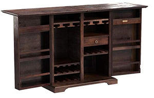 Benmore Valley Wine and Bar Storage Cabinet by Howard Miller