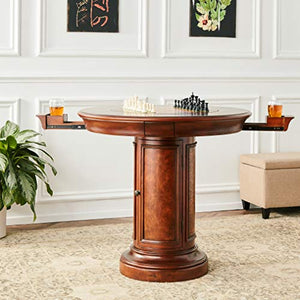 Ithaca Pub Table by Howard Miller 699-010 by Howard Miller - HomeKingz.com - Online furniture shop with the best prices & premium customer support!