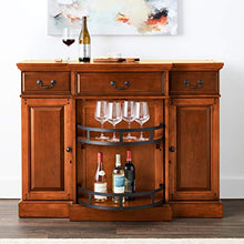 Load image into Gallery viewer, Shiraz Wine & Bar Console by Howard Miller 695-084