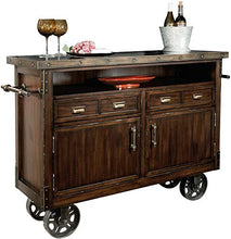 Load image into Gallery viewer, Barrow Wine and Bar Storage Console 695-146 by Howard Miller