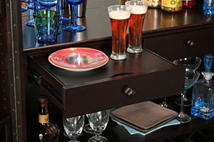Barolo Wine and Bar Storage Cabinet by Howard Miller