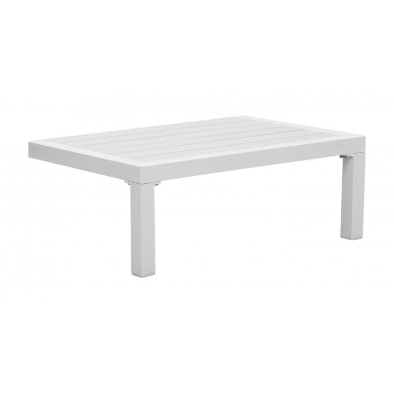 Santorini Side Table White