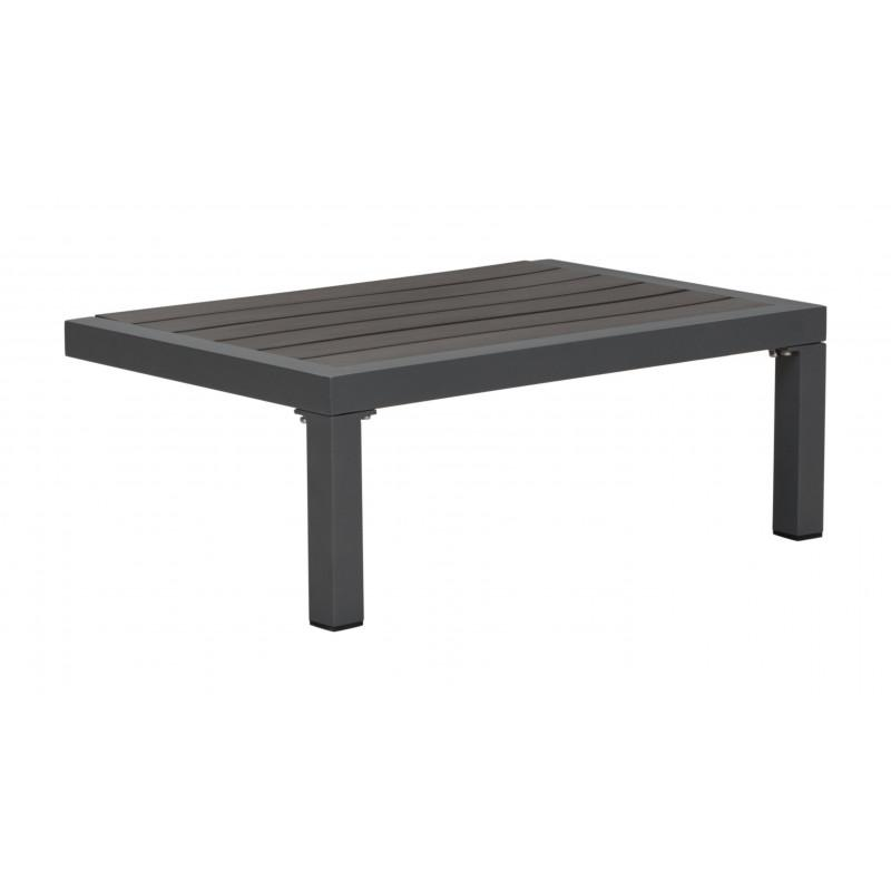 Santorini Side Table Dark Gray