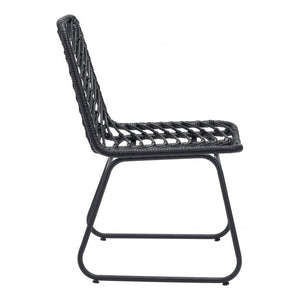Laporte Dining Chair Black