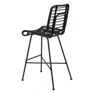 Murcia Bar Chair Black