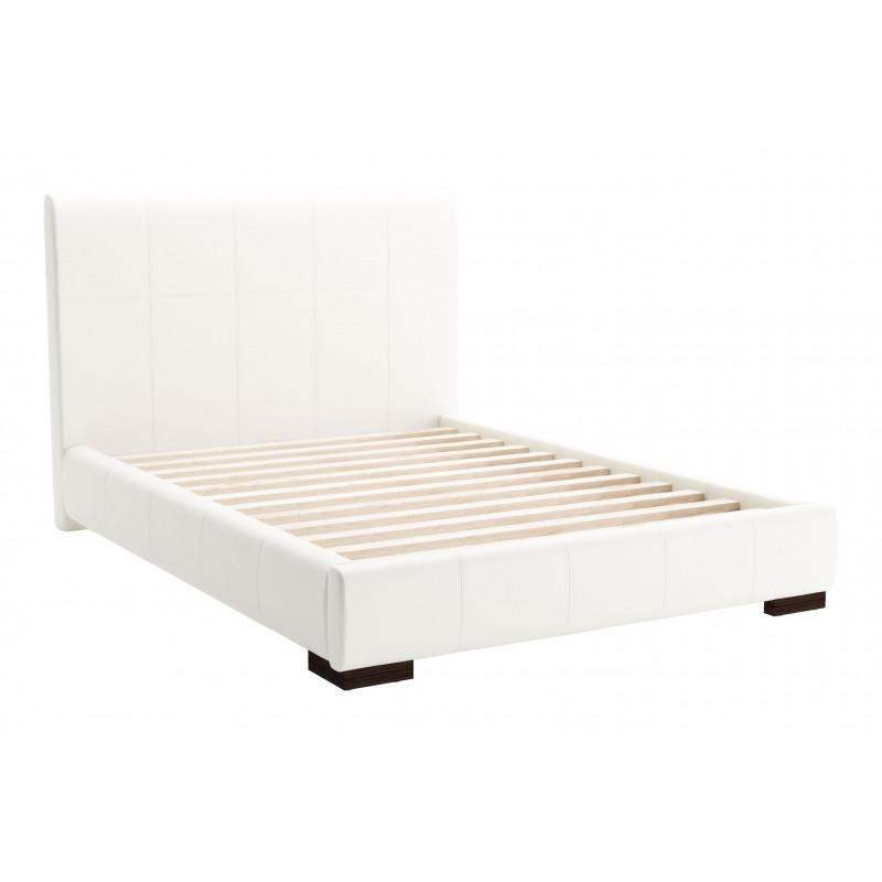 Amelie Full Bed White