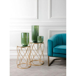 Lyric Occasional Chair Green
